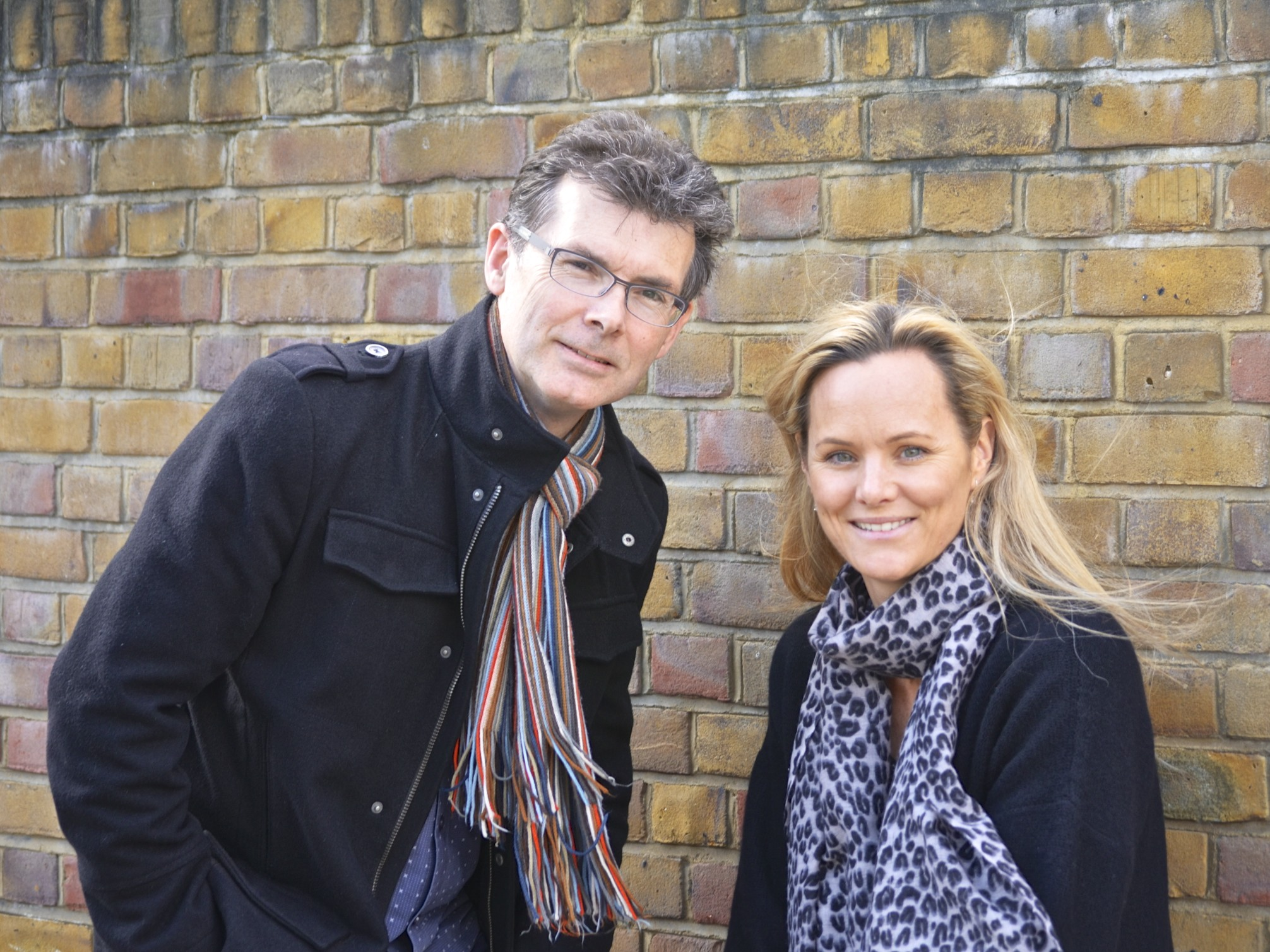 Rebecca Weir Design Director of Light IQ with Matt Keeler Award Winning Architect and Director of KSKa Architects based in W12.  sc 1 st  Askew Business Network & Light IQ | Askew Business Network